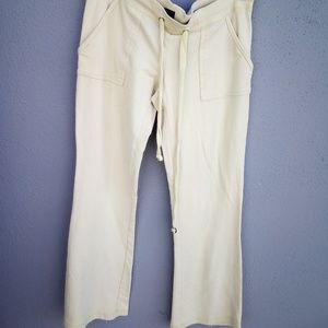 Zenana Yellow Joggers